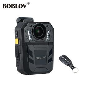 Câmera Filmadora Boblov Wa7-d Ultra Hd 1269p Polícia