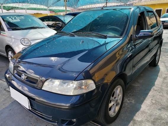 Fiat Palio 4p 1.0 16v Elx 25 Anos 2002 Comp