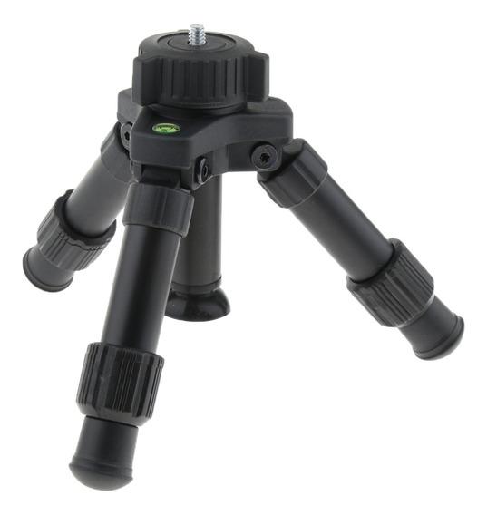 Compact Desktop Macro Mini Tripé Para Câmeras Dslr Canon Nik