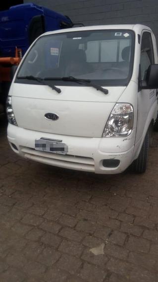 Kia Bongo 2500 Camionete Carroceria Ano 2011