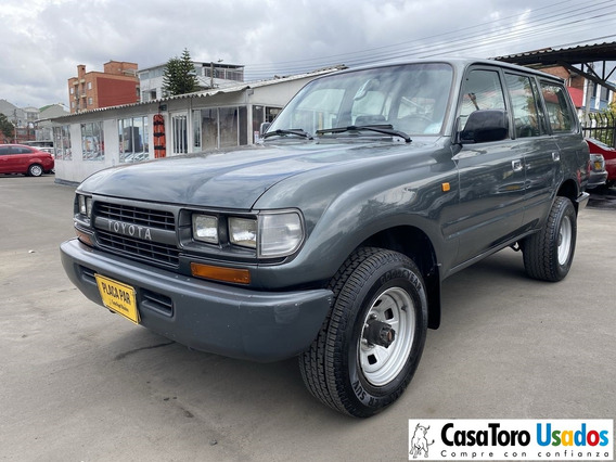 Toyota Land Cruiser Mt 4x4 4500cc 1995