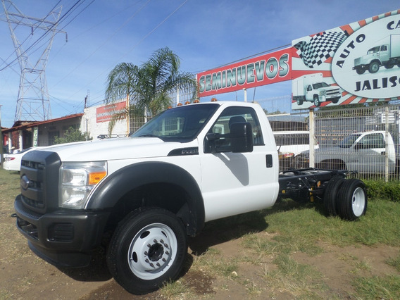 F-450 Super Duty 5 Toneladas Gasolina V10 2012