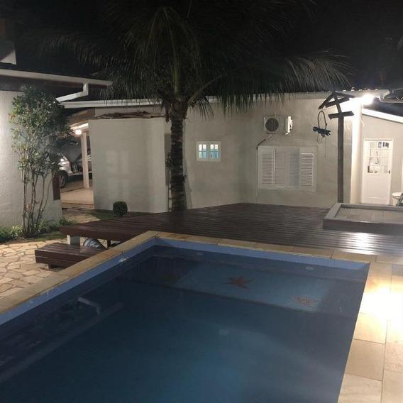 Casa Com 4 Dormitórios À Venda, 350 M² Por R$ 630.000,00 - Barra Velha - Ilhabela/sp - Ca0102