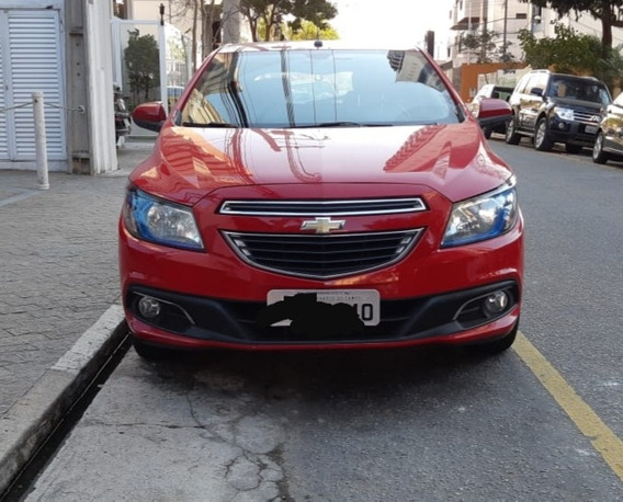 Chevrolet Onix 1.4 Ltz Aut. 5p 2015