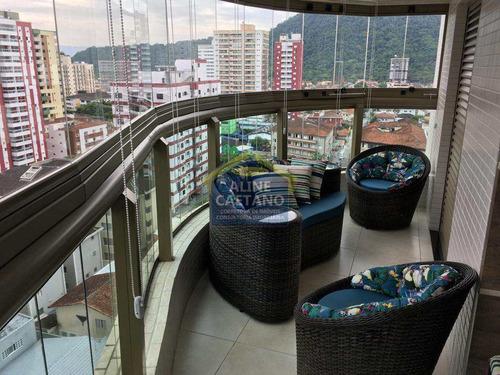 Sofisticação Define Esse Apartamento Maravilhoso Canto Do Forte - Vcla68206