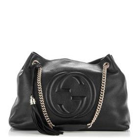 Bolsa Gucci Soho Shoulder 100% Original Oportunidade