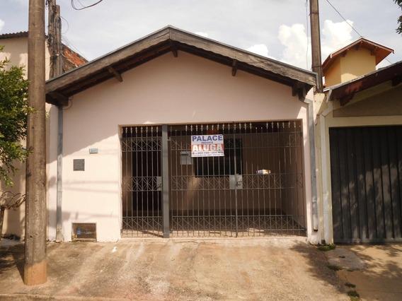 Casa Em Loteamento Santa Rosa, Piracicaba/sp De 80m² 2 Quartos Para Locação R$ 850,00/mes - Ca462469
