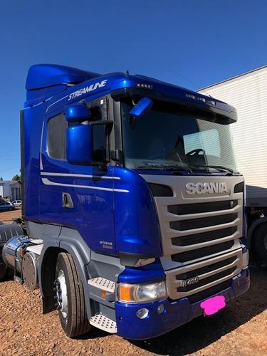 Scania R 480 2018 6x2