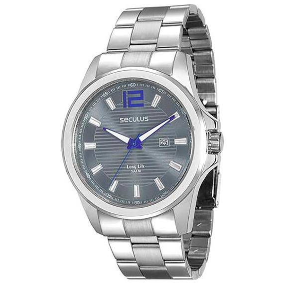 Relógio Seculus Masculino 28629g0svna1