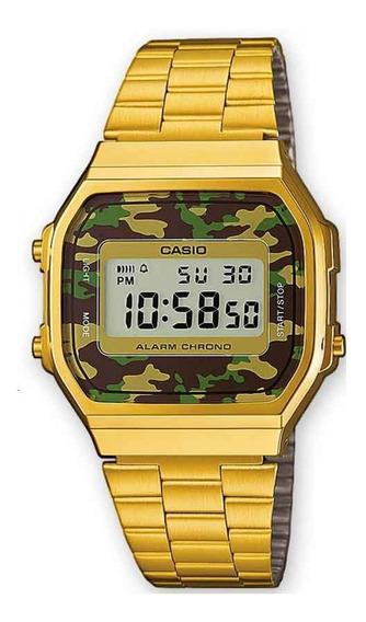 Relógio Casio Vintage A168wegc-3df