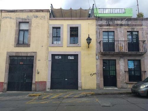 Departamento En Renta En Morelia, Centro. Amueblado