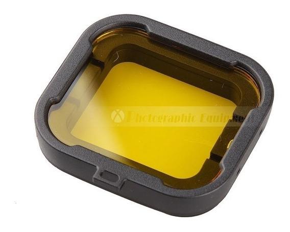 Filtro Amarelo Gopro Hero 4