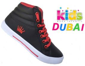 Sapato De Criança Menino E Menina Infantil Coroinha Cod6