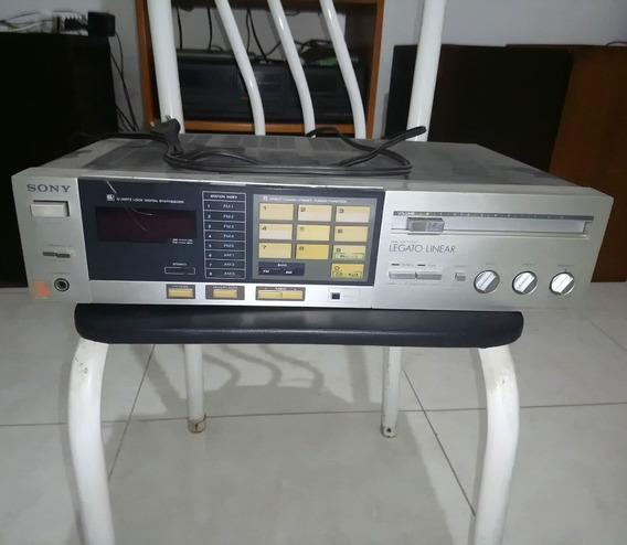 Receiver Sony - Str Vx30bs