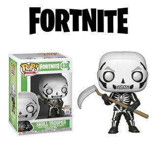 Funko Pop Skull Trooper 438 Fortnite Original
