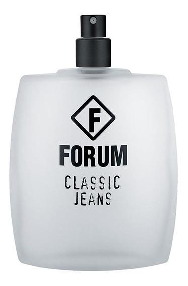 Perfume Forum Classic Jeans Unissex Eau De Cologne 100ml