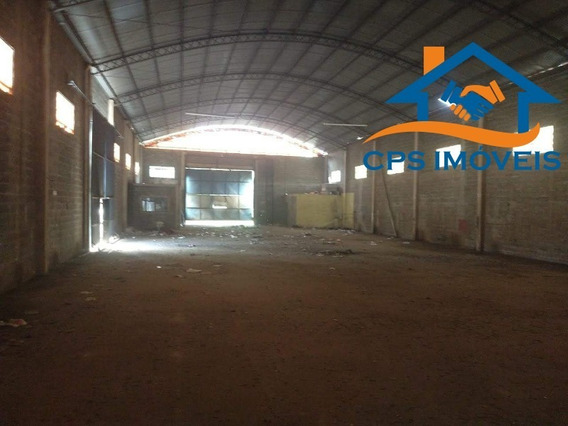 Galpão / Deposito / Barracão /armazém Para Venda E Ou Locação Em Paulínia/sp; - Gl00002 - 34888438