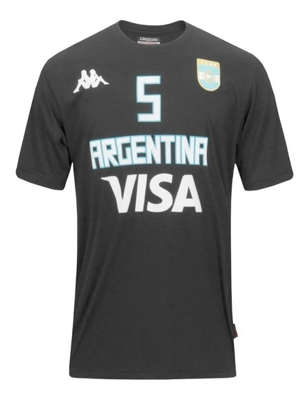 Oferta Remera Ginóbili Argentina