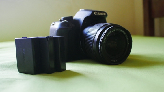 Vendo Canon T5 - ( Eos 1200d )
