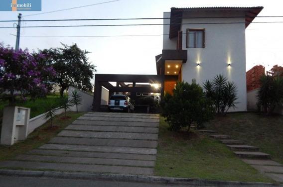 Casa Em Condomínio À Venda Reserva Santa Maria - Gv19578