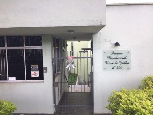 Apartamento Residencial Nove De Julho - Jundiaí. - Ap02259 - 32181107