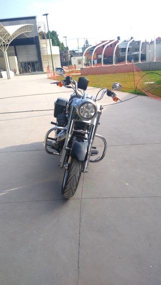 Harley Davidson Dyna 1690cc 2012