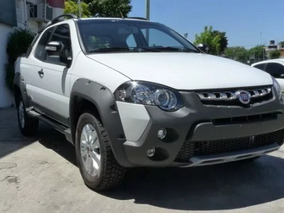 Fiat Strada 0km Adventure O Working - Anticipo + Cuotas - 10