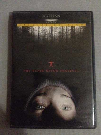 Dvd The Blair Witch Project - Importado - Região 1