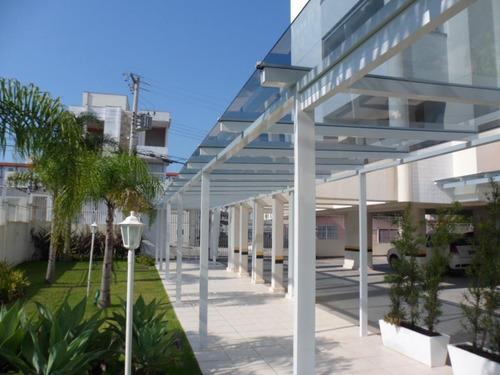 Imagem 1 de 20 de Andar Alto, Mobiliado, Barreiros - Ap4360