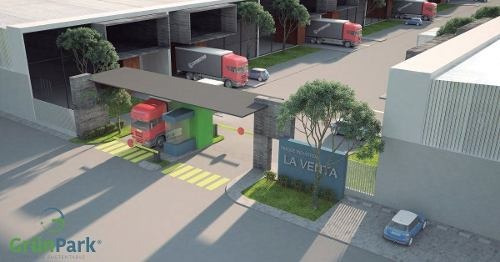 Industrial Grun Park La Venta I