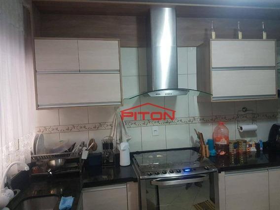 Sobrado Com 3 Dormitórios À Venda, 100 M² Por R$ 440.000 - So2068