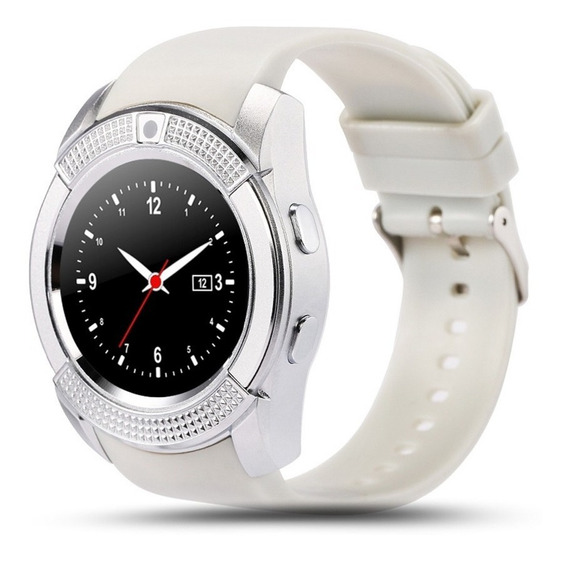 Smart Watch Stylos Sw2 Compatible Android Circular 32mram /v