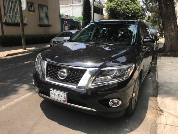 Nissan Pathfinder 3.5 Exclusive Cvt 2016