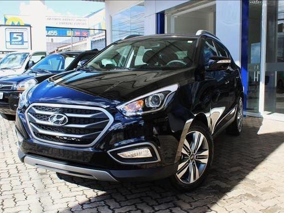 Hyundai Ix35 2.0 Gl 2wd Flex Aut. 5p - Blindado Niii-a