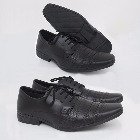 Sapato Masculino Social Em Couro Legitimo Barato Promoção /