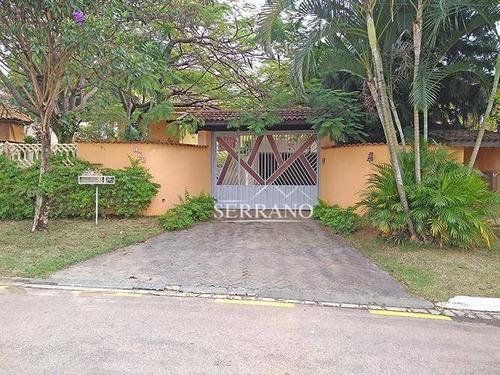 Casa À Venda, 294 M² Por R$ 1.280.000,00 - Condomínio Vista Alegre - Sede - Vinhedo/sp - Ca0380