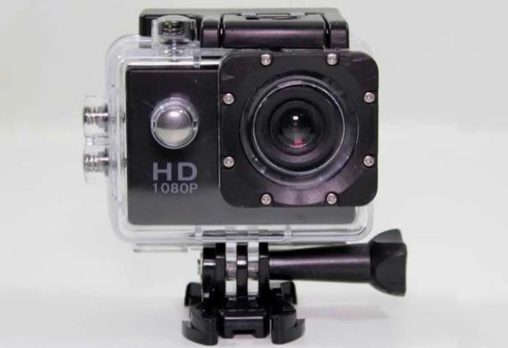 Câmera Filmadora - Hd Dv 1080 P/ Sports