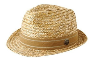 Fight For Your Right Sombrero Original Paja Natural Woman