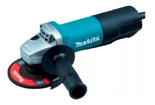 Amoladora Angular Makita 115mm 840w 9557hpg Gatillo Paleta
