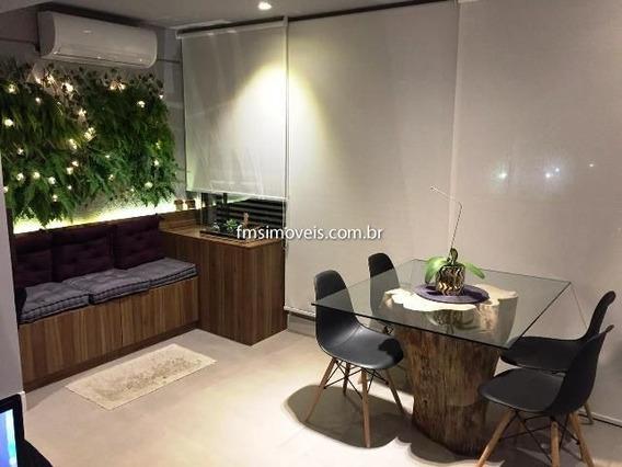 Studio Para À Venda Com 1 Quarto 1 Sala 33 M2 No Bairro Campo Belo, São Paulo - Sp - Ap32ss