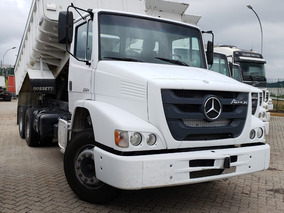 Mercedes-benz Mb 2324 6x2 Atron 2013 / Financiamento