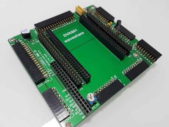 Placa Expansão Waveshare Fpga Cpld Dvk601 Core