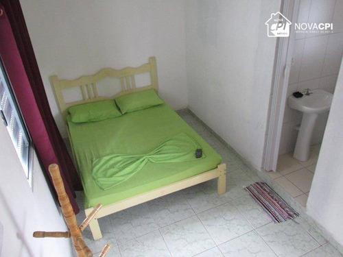 Pousada Com 21 Dormitórios Para Alugar, 457 M² Por R$ 5.000/mês - Aviação - Praia Grande/sp - Po0001