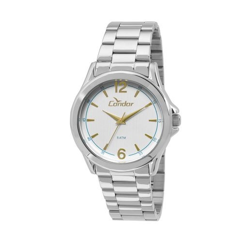 Relógio Condor Masculino Casual Co2035kot/3k - Prata
