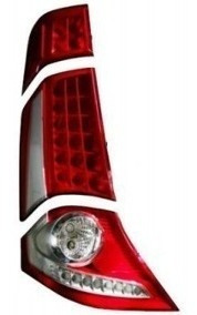 Lanterna Traseira Onibus Marcopolo G7 Esquerda - Completa