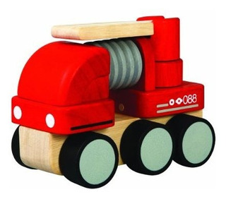 Plantoys Mini Fire Engine