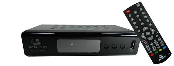 Conversor Receptor De Tv Digital Hdtv - Imagevox Hdmi