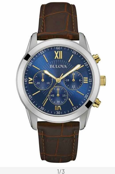 Relógio Bulova Masculino 98a151