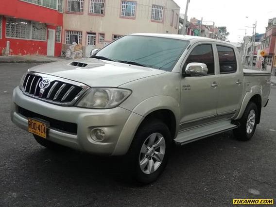Toyota Hilux Srv Fe Vigo