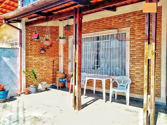 Casa À Venda No Bairro Indaiá Em Caraguatatuba/sp - 4153